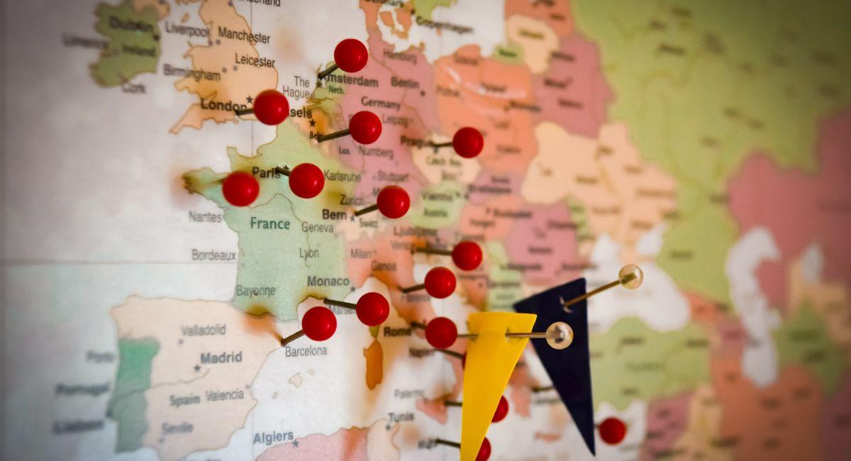 Путешествия Первый въезд в Шенген Европа страна основного пребывания