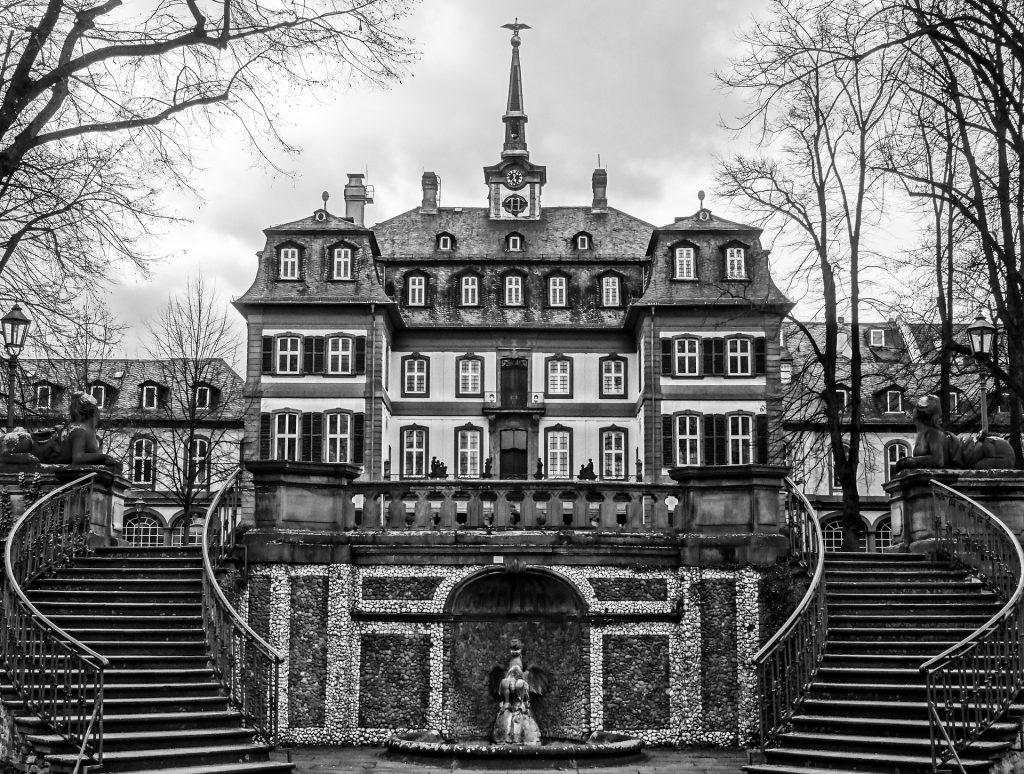 Bolongaro Болонгаро Дворец Максимум Франкфурт Гессен Германия