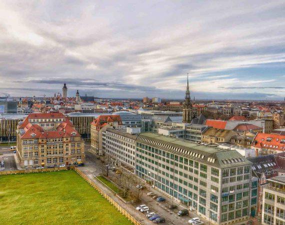 Лейпциг Город Саксония