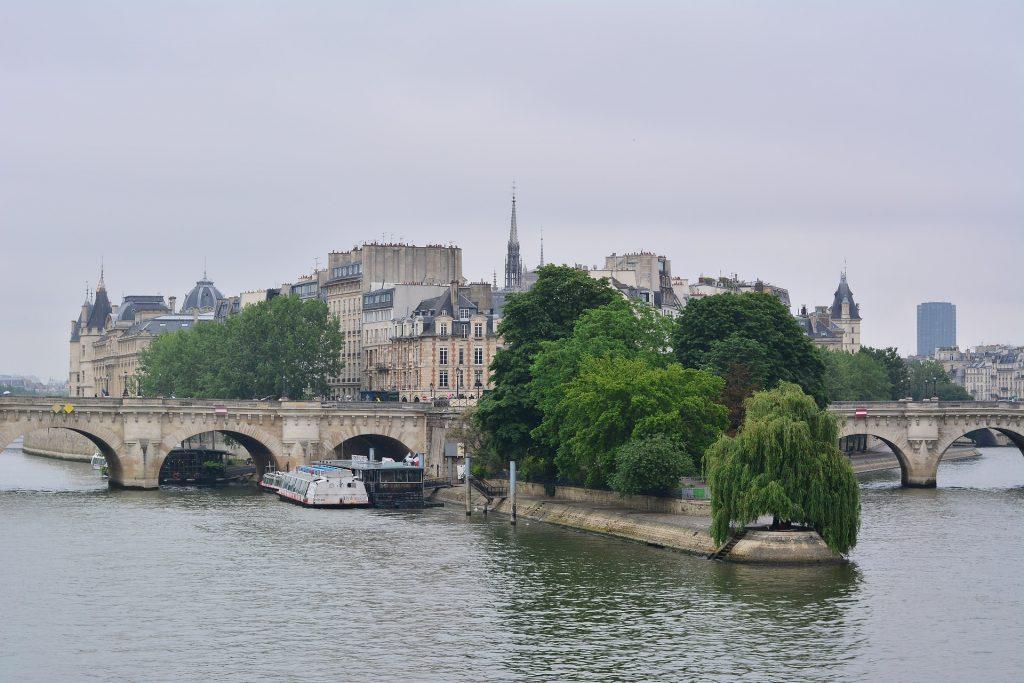 Париж Франция Архитектуры Город Европе Здание