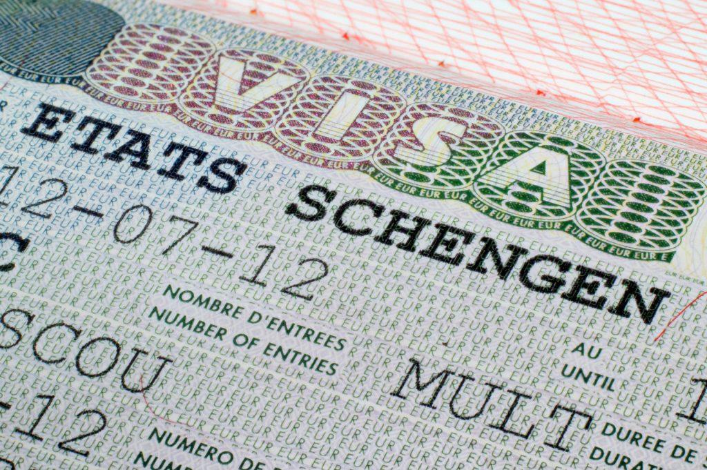 шенгенская виза самостоятельное оформление в москве