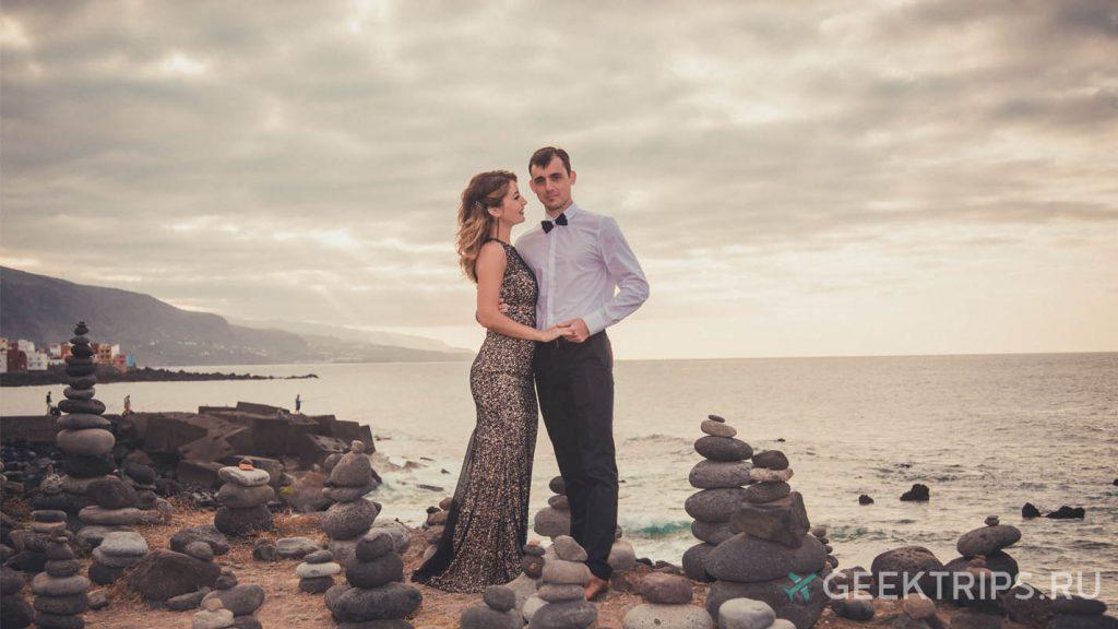 Портретное фото муж и жена личное фото на Канарских островах что посмотреть достопримечательности