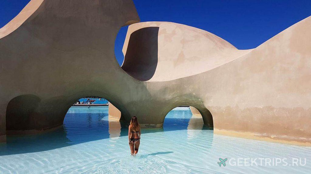 Лаго мартинаес бассейн девушка личное фото на Канарских островах что посмотреть достопримечательности
