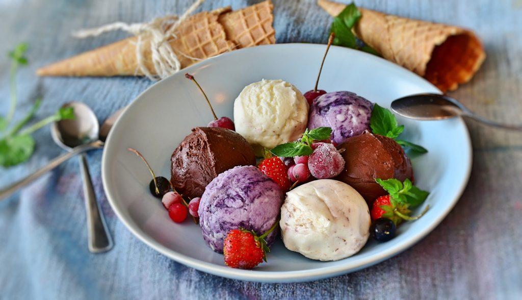 Джелато, Желато Рим мороженое рожок вафельный