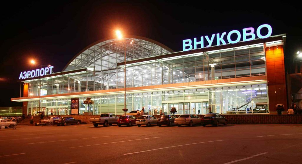 москва внуково аэропорт как добраться до метро