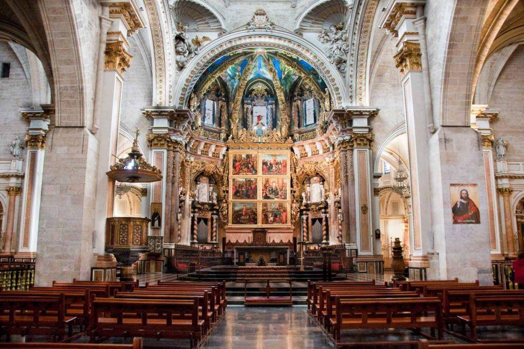 что посмотреть в валенсии собор кафедральный