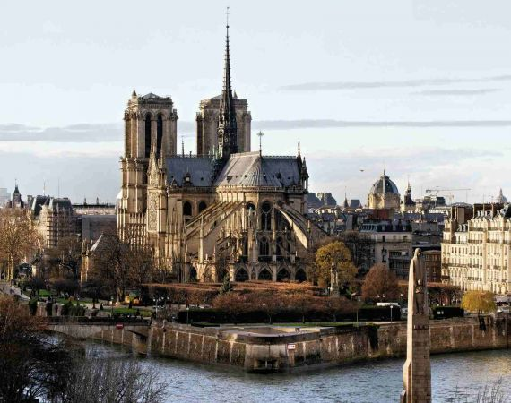 нотр дам де пари собор парижской богоматери