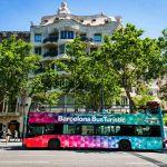 Общественный транспорт Барселоны: метро, автобусы, трамваи