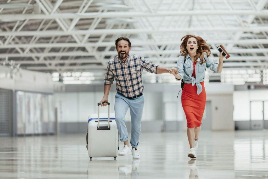 что делать если опоздал на самолёт