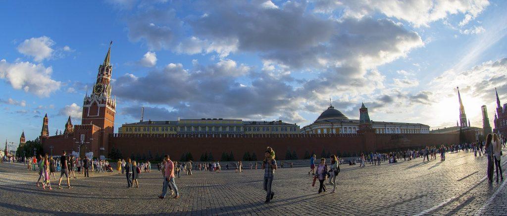 достопримечательности москвы красная площадь