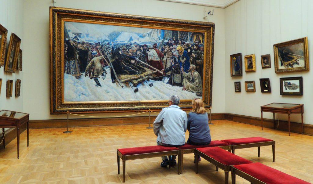 достопримечательности москвы третьяковская галерея