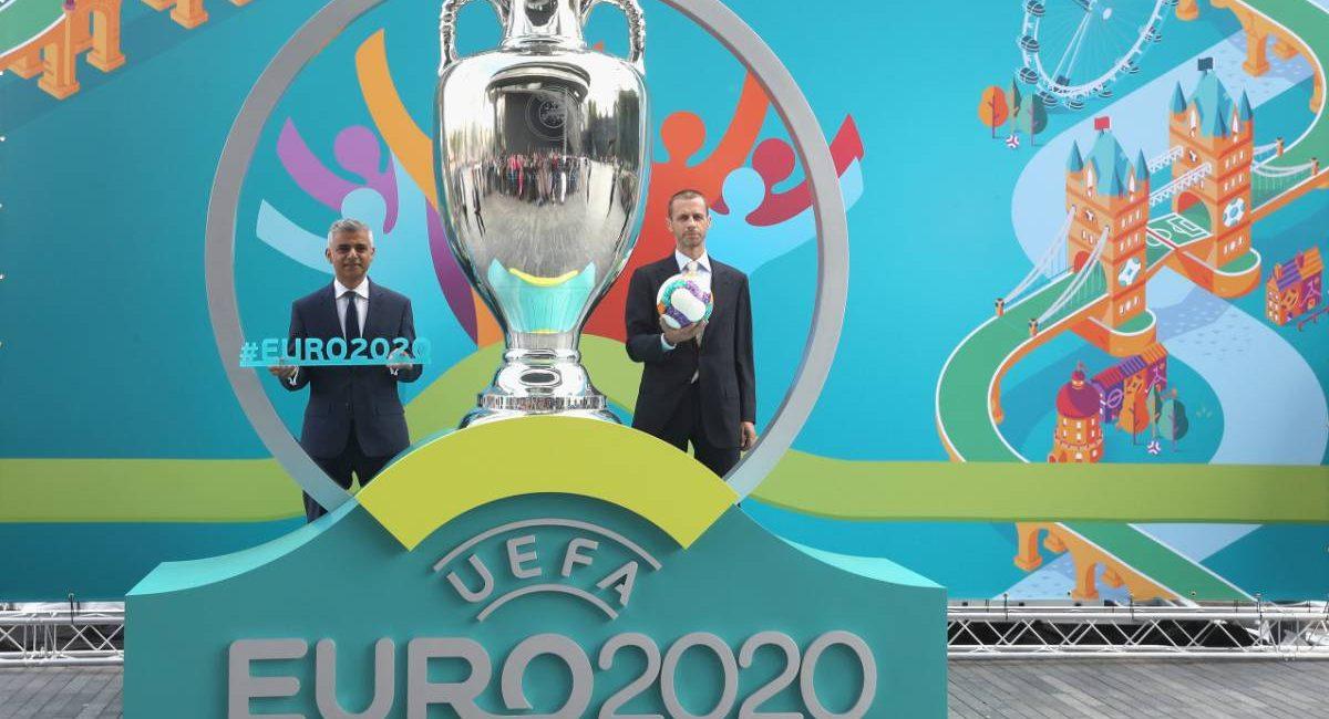 евро 2020 где будет проходить