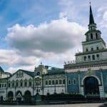 Как добраться до Казанского вокзала Москвы