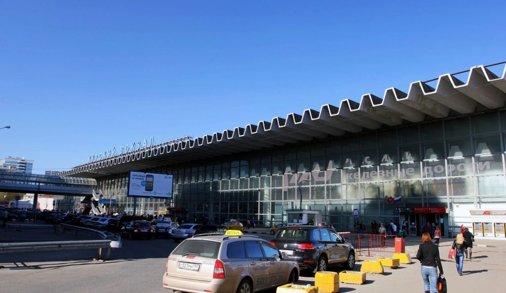 москва курский вокзал как добраться 2019