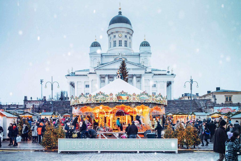 где самое красивое рождество в европе