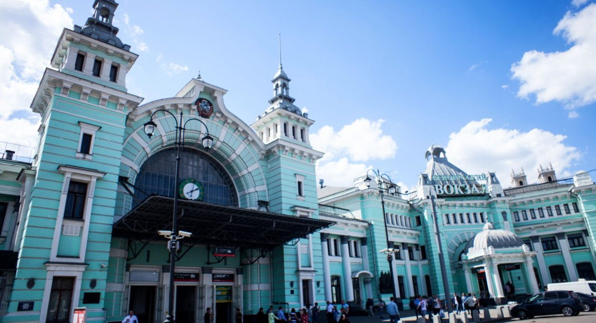 как добраться до белорусского вокзала на метро
