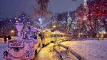 Рождество в Европе: красивые ярмарки