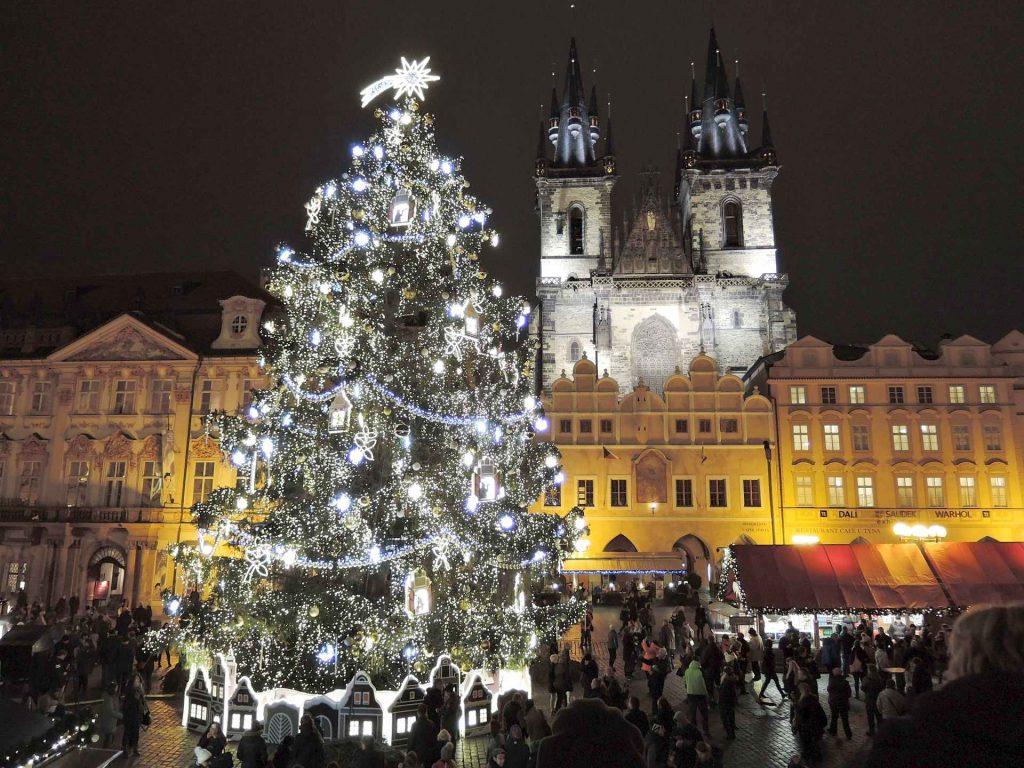 самое красивое рождество в европе