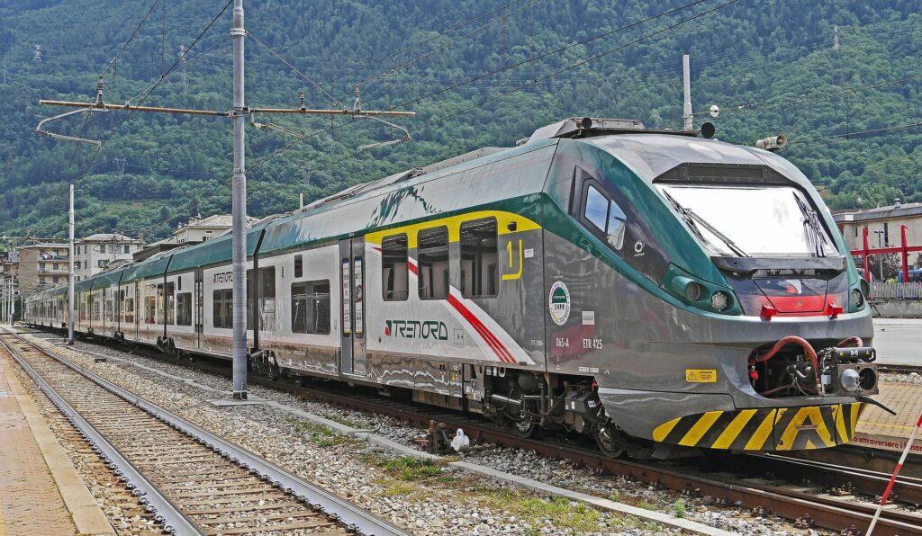 билеты на поезд италия