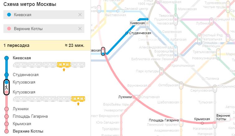 добраться с киевского вокзала до домодедово