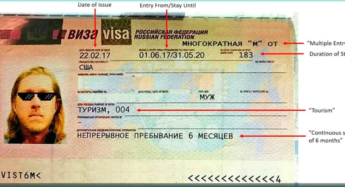 How to Get a Russian Visa