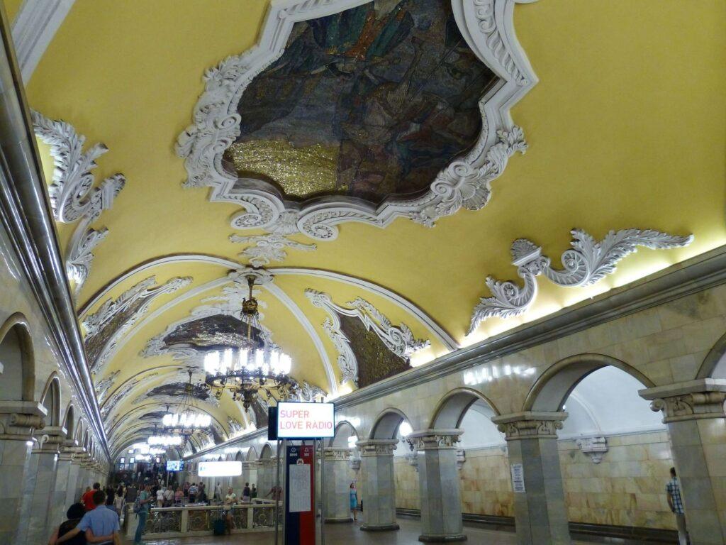 как добраться до киевского вокзала на метро