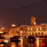 Как добраться до Московского вокзала в Санкт-Петербурге