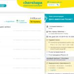 Рассчитываем страховой полис в сервисе Черехапа