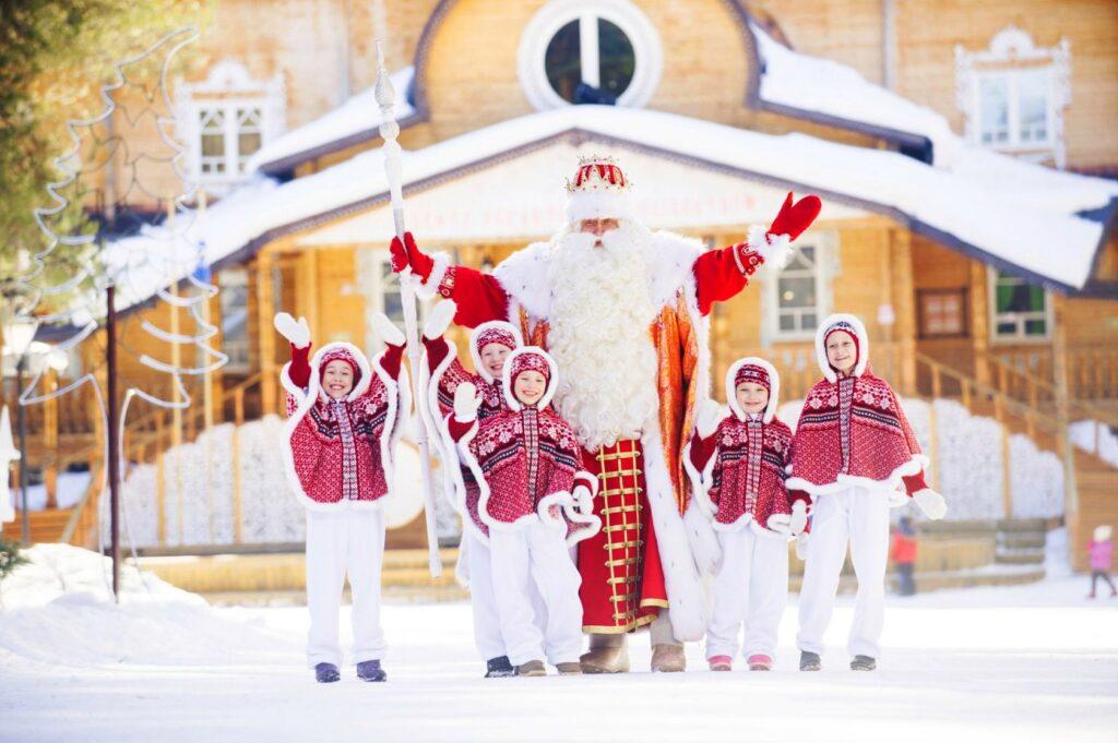 новый год в россии 2020 куда поехать