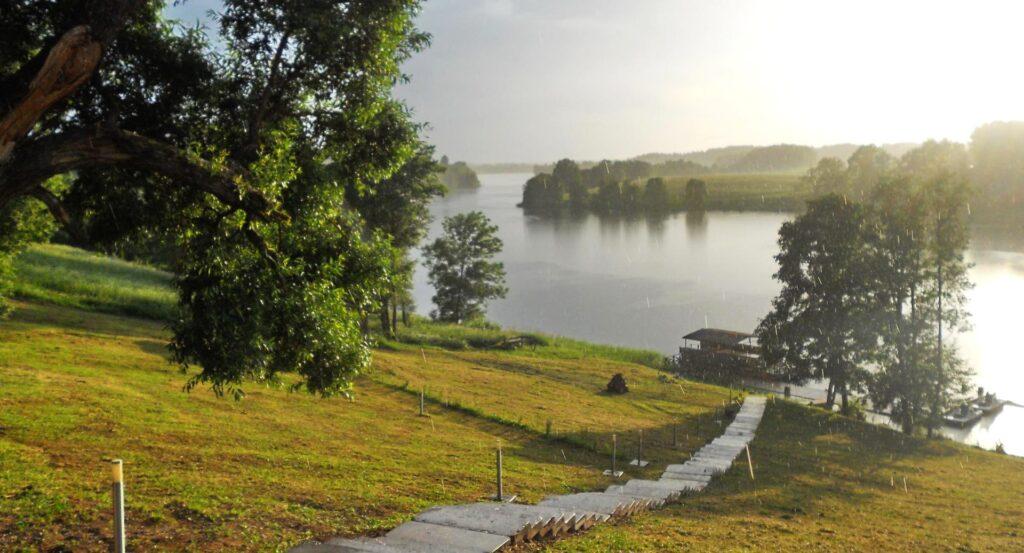Озеро Дридзиз