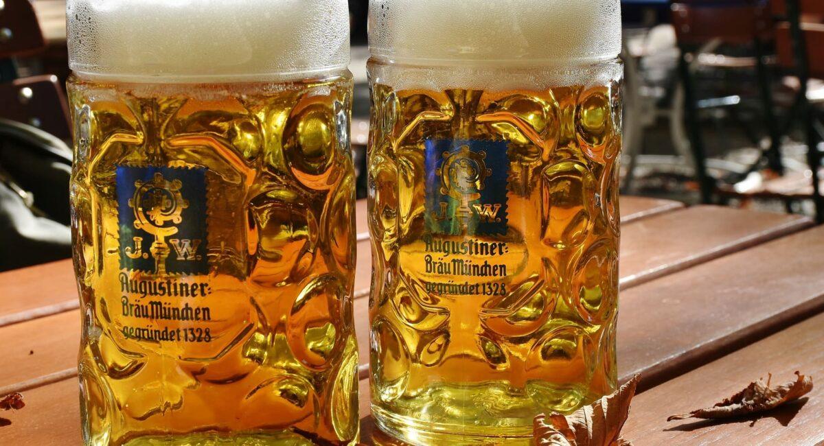 пиво в европе