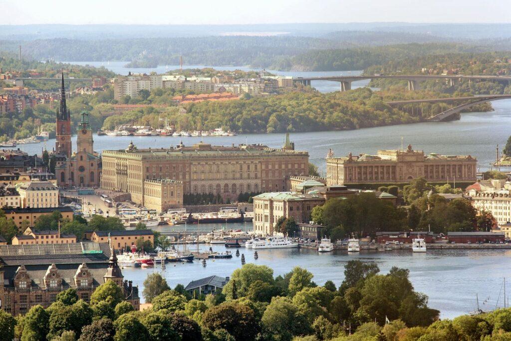 Стокгольм что посмотреть