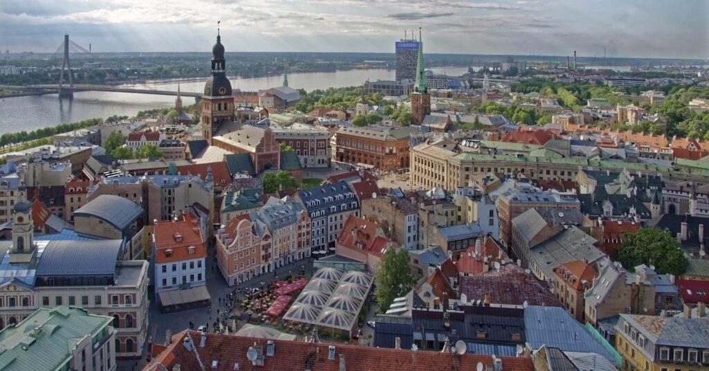 столица латвии