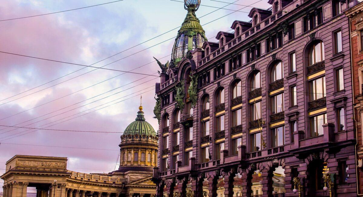 жилье в санкт петербурге снять