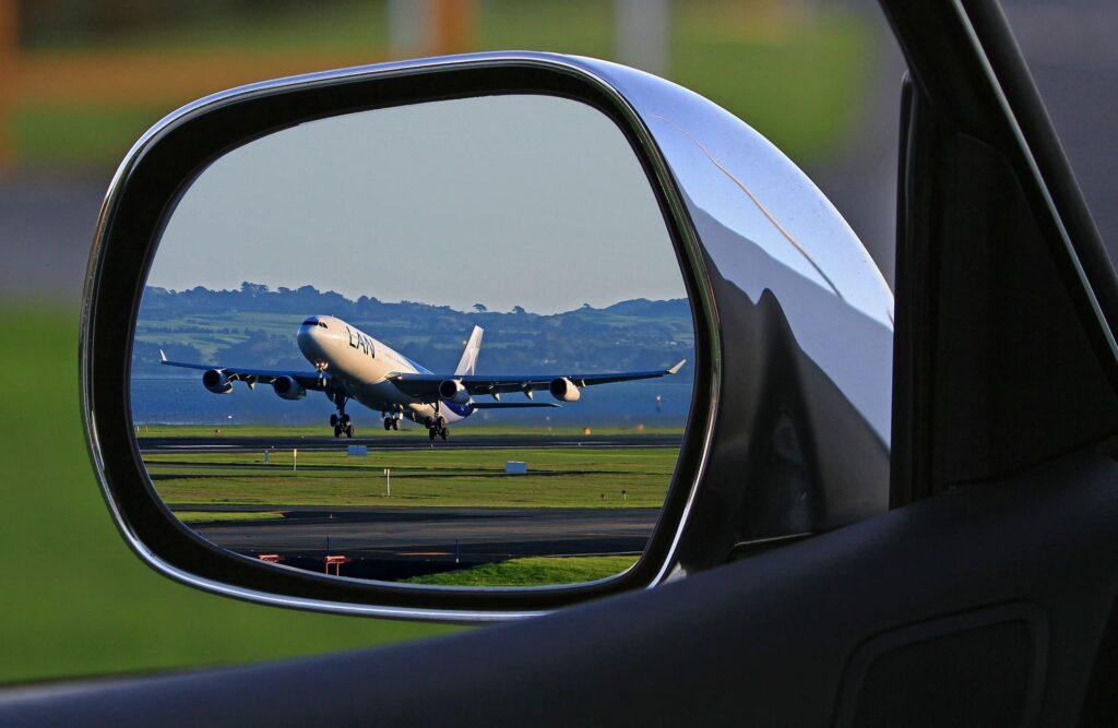 как доехать до аэропорта симферополь