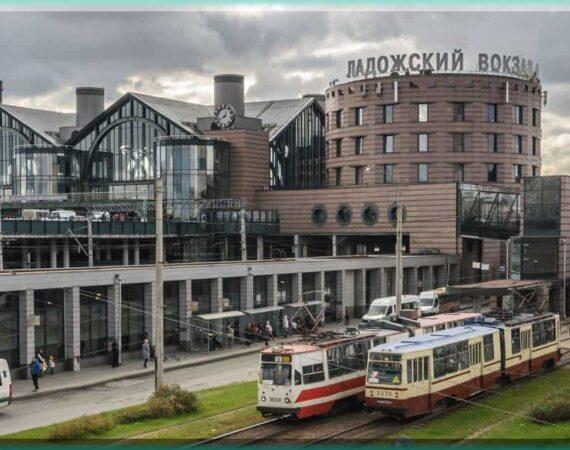 ладожский вокзал санкт петербург как добраться