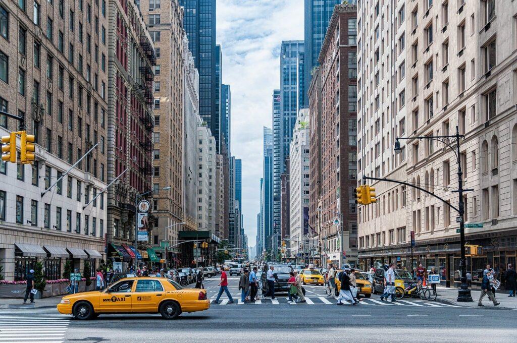 Нью-Йорк что посмотреть