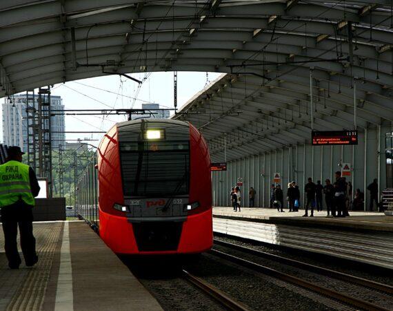 поезд москва адлер