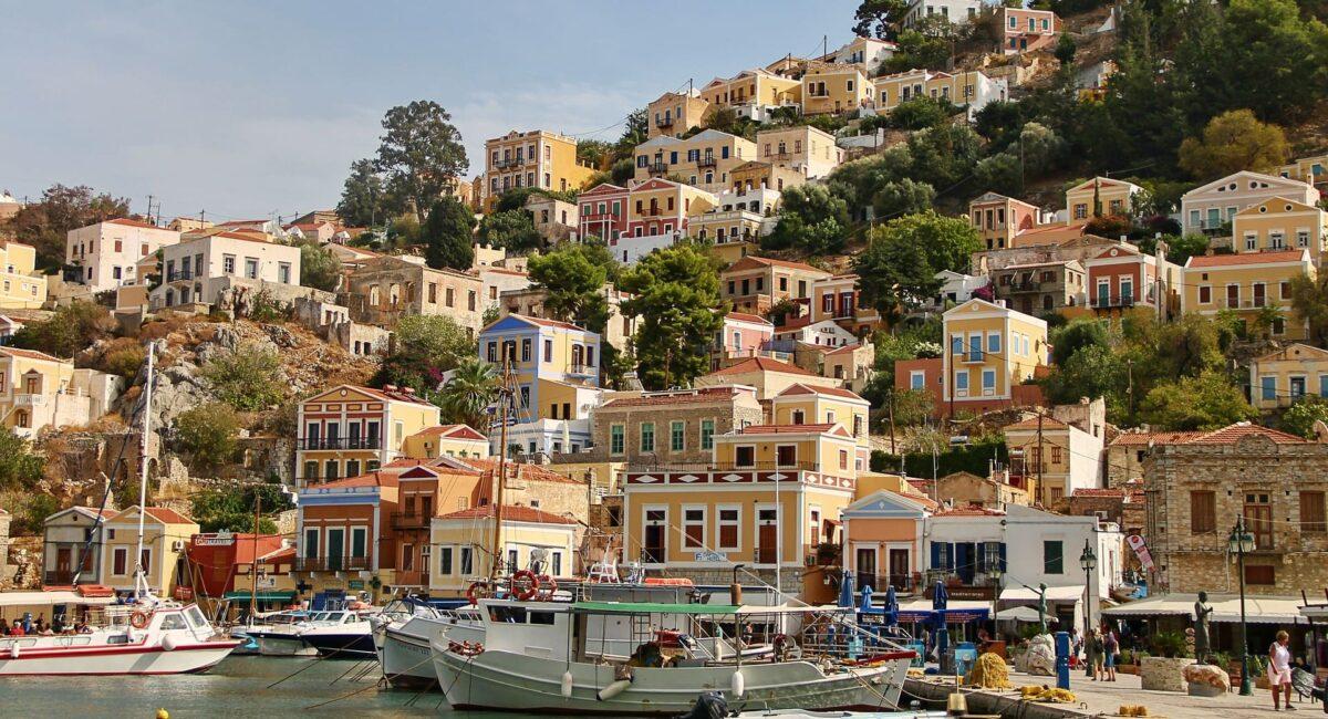 снять жилье в греции