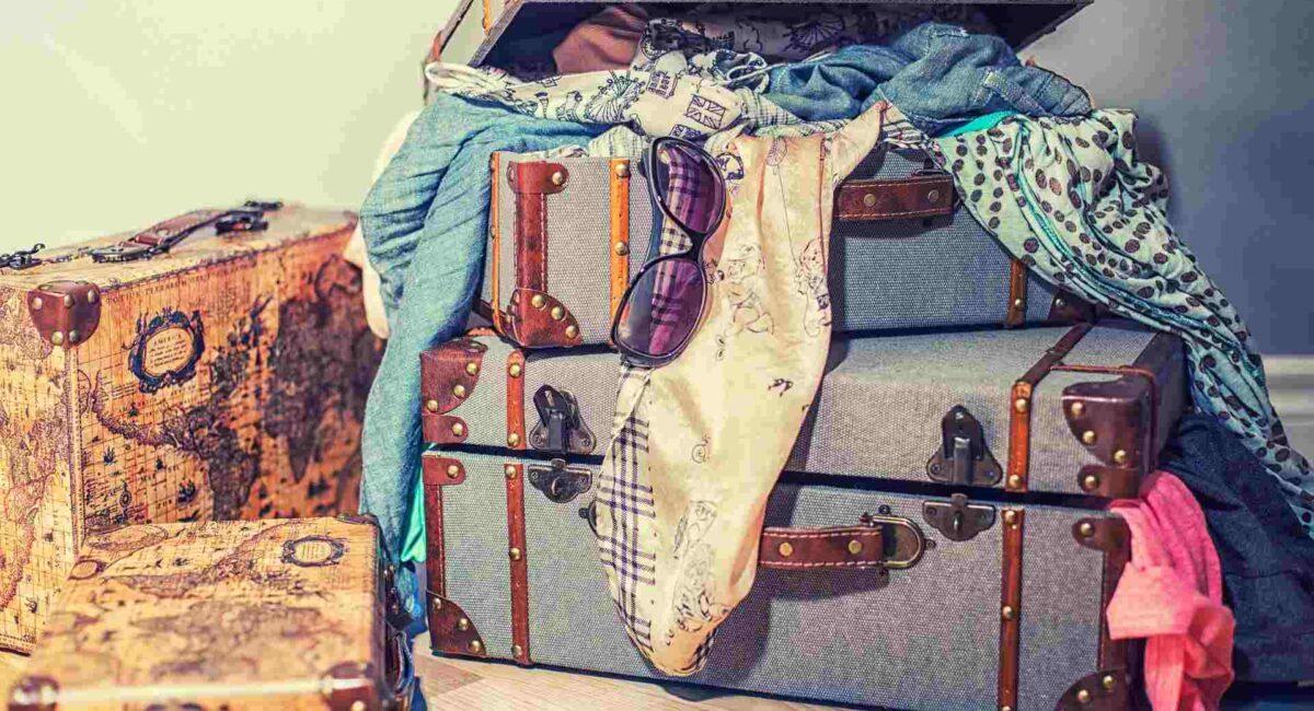 вещи в поездку