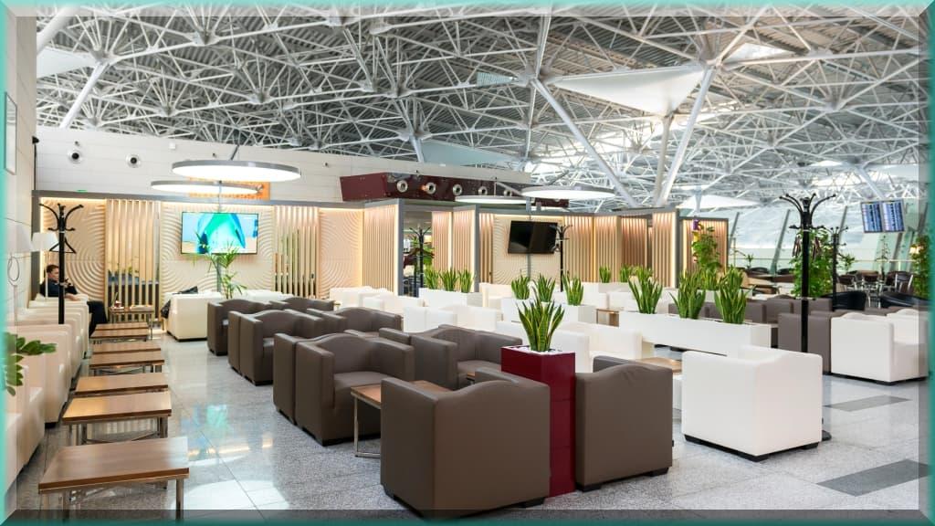 бизнес залы в аэропорту внуково