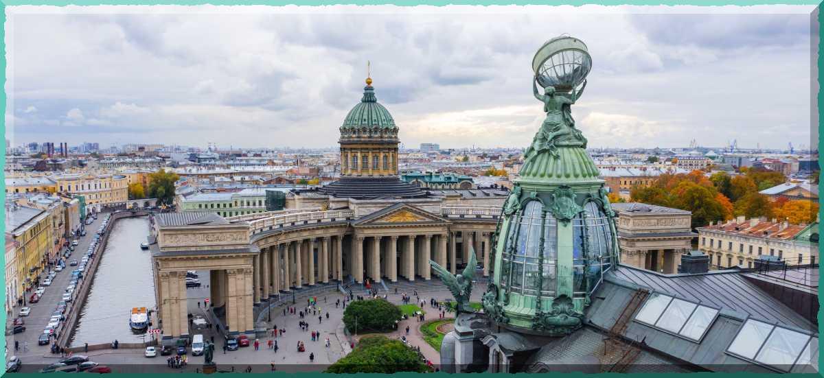 кафедральные соборы петербурга