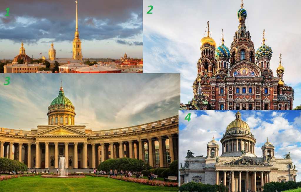 соборы петербурга фото