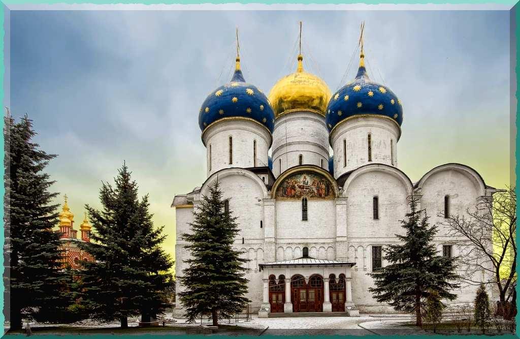 красивые церкви подмосковья