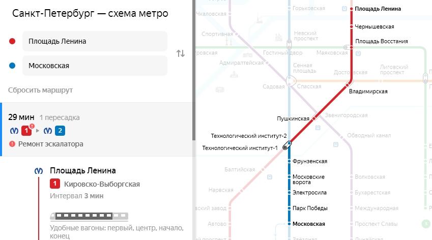 как добраться с финляндского вокзала до Пулково