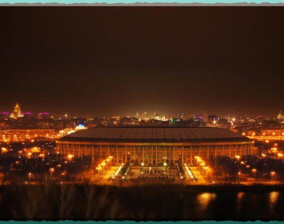 лучшие места в видом на ночную москву