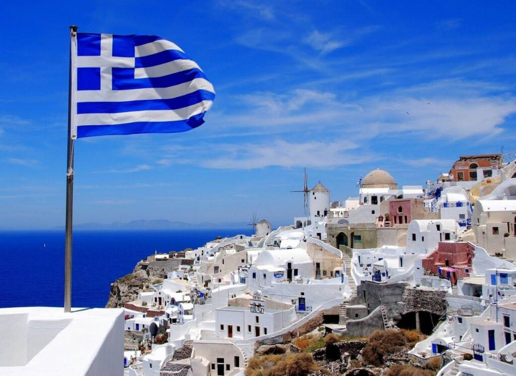 Как въехать в Грецию